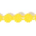 Blumenband aufbügelbar 8