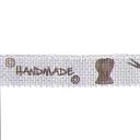 Cinta reps «Handmade » - Hecho a mano 2
