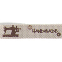 Cinta reps «Handmade » - Hecho a mano 4