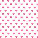Classic Hearts 0,5 cm, 6