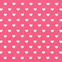 Classic Hearts 0,5 cm, 12