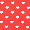 Classic Hearts 1,5 cm, 8