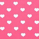 Classic Hearts 1,5 cm, 12