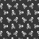 Cotton Skull 5