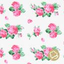 Tula Style – Roses Plain 1