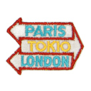 PARIS-TOKIO-LONDON 3