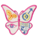 Butterfly Applique 1