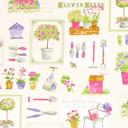 Canvas Gartenwerkzeug 2