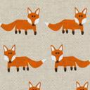 Standing Fox 1