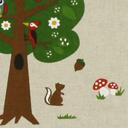 Animales del bosque 1