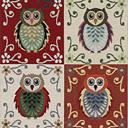 Gobelin Owl Squares