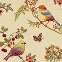 Gobelin Baby Bird