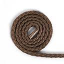 Cordón de algodón liso 20