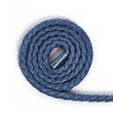 Cordón de algodón liso 661