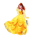 Applikation Disney Belle