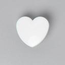 Kunststoffknopf, Sweet Heart 12
