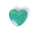 Botón de tejido sintético, Sweet Heart 301