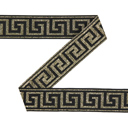 Lurex Greek Ribbon 4