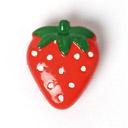 Guzik plastikowy, Strawberry 48