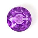 Botón artificial Crystal 5