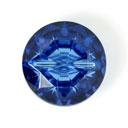 Botón artificial Crystal 6