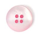 Kunststoffknopf Shiny 6