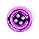 Botón de carnaval Metallic 5
