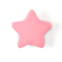 Kunststoffknopf Sternchen 5