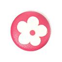 Botón - Florecillas 5 | Tante Ema