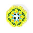 Kunststoffknopf Ethno 2