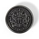 Botón de metal, Beelen 836