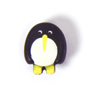 Botón de material sintético, Pingüino 80