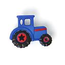 Botón de material sintético, tractor 66