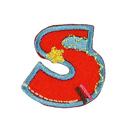 Buchstaben - Applikation, S