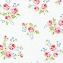 Cotton Ring of Roses 5