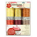 Gütermann Sulky Cotton 30 - Multicolor 1
