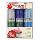 Gütermann Sulky Cotton 30 - Multicolor 2
