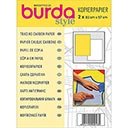 Burda Papel de copiar amarillo