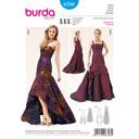 Kleid, Burda 6708