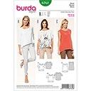 Bluse, Burda 6762