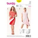 Kleid, Burda 6784