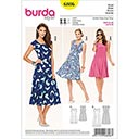 Kleid, Burda 6806