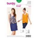 Top / Kleid, Burda 6913