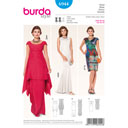 Abendkleid, Burda 6944
