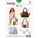 Taschen / Shopper / Patchwork, Burda 6962