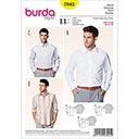 Herrenhemd, Burda 7045