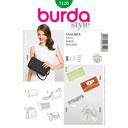 Abendtaschen / Clutch, Burda 7120