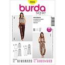 Overall / Shirt / Hose, Burda 7235