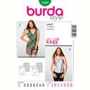 Top, Burda 7509