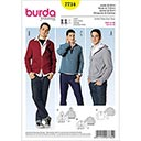 Jacke / Shirt, Burda 7734